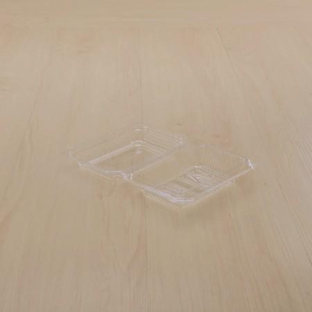 กล่องเบเกอรี่ใส TP-1HA (ฝาล็อค) 50ชิ้น/แพค