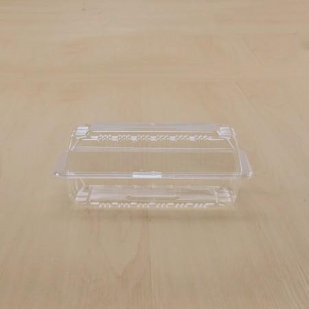 กล่องเบเกอรี่ใส TP-45 (100ชิ้น/แพค)