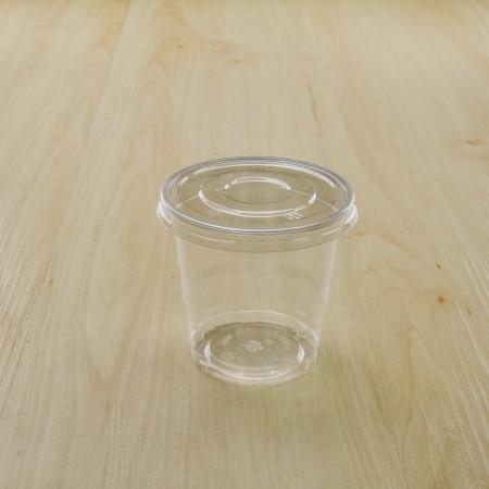 ถ้วยเบเกอรี่ PET 8 ออนซ์ #78 ไม่รวมฝา(50ชิ้น/แพค)