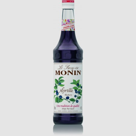 Monin ไซรัป กลิ่น Blueberry Syrup (700 ml.)