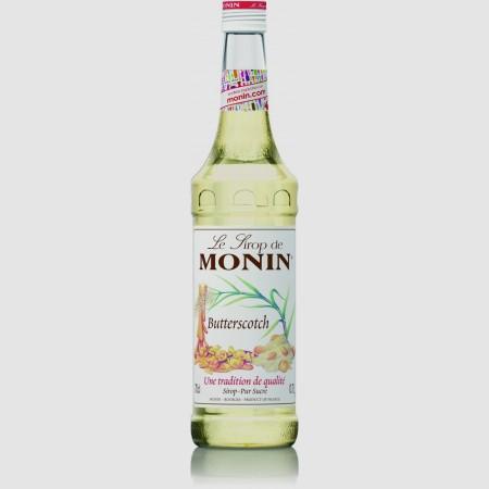 Monin ไซรัป กลิ่น Butterscotch Syrup (700 ml.)