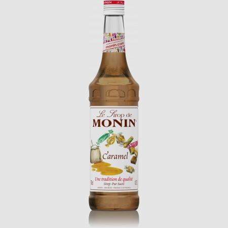 Monin ไซรัป กลิ่น Caramel Syrup (700 ml.)