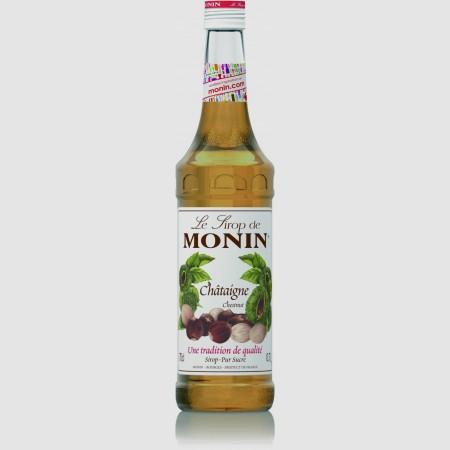 Monin ไซรัป กลิ่น Chestnut Syrup (700 ml.)