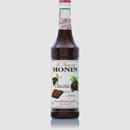 Monin ไซรัป กลิ่น Chocolate Syrup (700 ml.)
