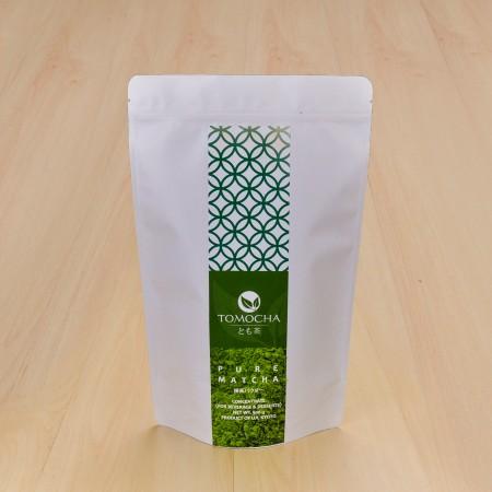 ผงชาเขียวมัทฉะบริสุทธิ์ 100% (500g) KYOTO UJI MATCHA POWDER