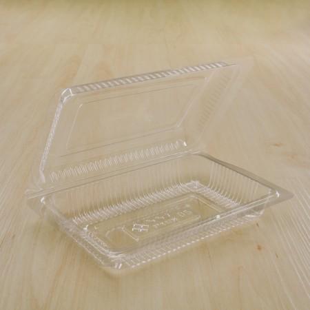 กล่องเบเกอรี่ใส PET ST-05(100ชิ้น/แพค)
