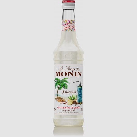 Monin ไซรัป กลิ่น Falernum Syrup (700 ml.)