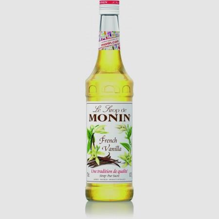 Monin ไซรัป กลิ่น French Vanilla Syrup (700 ml.)