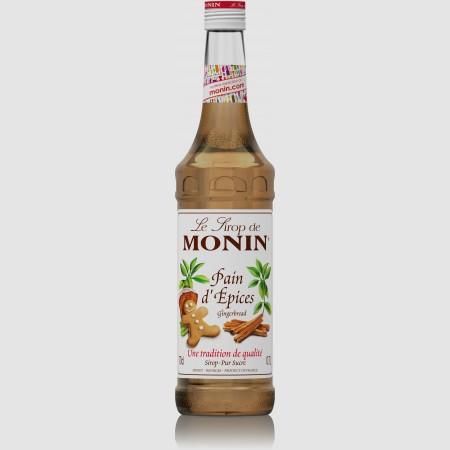 Monin ไซรัป  กลิ่น Gingerbread Syrup (700 ml.)