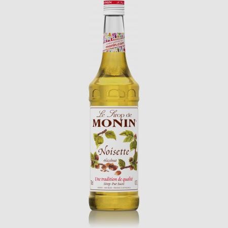 Monin ไซรัป  กลิ่น Hazelnut Syrup (700 ml.)
