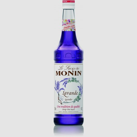 Monin ไซรัป กลิ่น Lavender Syrup (700 ml.)
