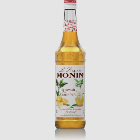 Monin ไซรัป กลิ่น Lemonade Concentrate Syrup (700 ml.)