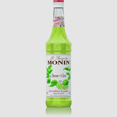Monin ไซรัป กลิ่น Lime Syrup (700 ml.)