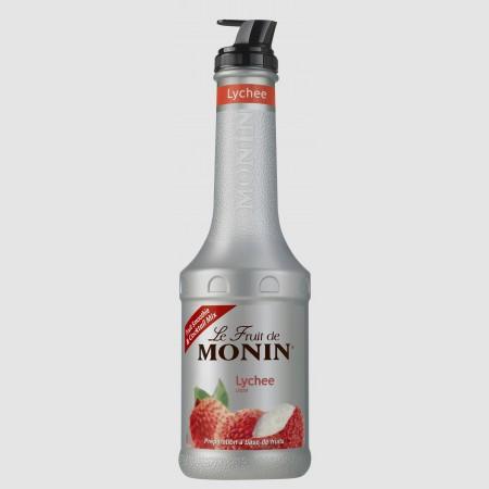 Monin Lychee Fruit Mix (1L.)