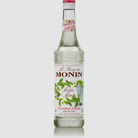 Monin ไซรัป  กลิ่น Mojito Mint Syrup (700 ml.)