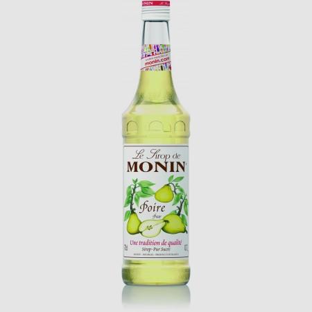 Monin ไซรัป  กลิ่น Pear Syrup (700 ml.)