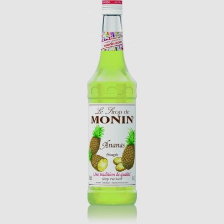 Monin ไซรัป  กลิ่น Pineapple Syrup (700 ml.)