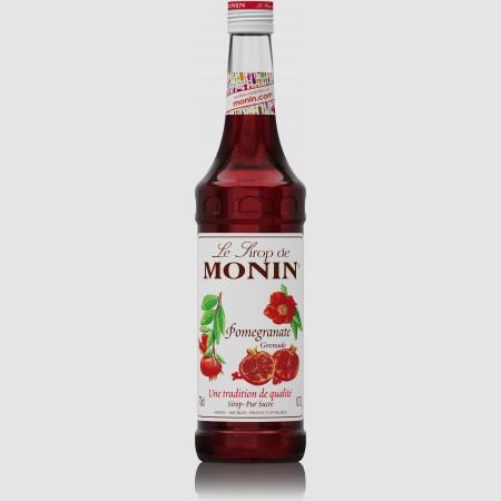 Monin ไซรัป  กลิ่น Pomegranate Syrup (700 ml.)