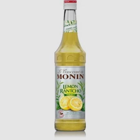 Monin ไซรัป กลิ่น Rantcho Lemon Syrup (700 ml.)