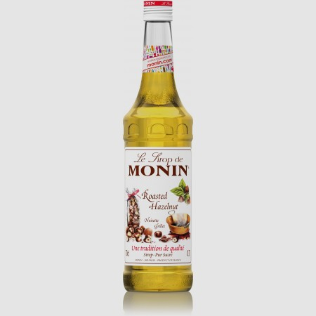 Monin ไซรัป กลิ่น Roasted Hazelnut Syrup (700 ml.)