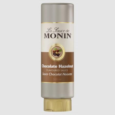 Sauce Monin รส Chocolat noisette 500ml