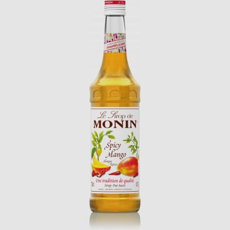 Monin ไซรัป กลิ่น Spicy Mango Syrup (700 ml.