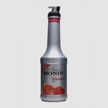 Monin Strawberry  Fruit Mix (1L.)