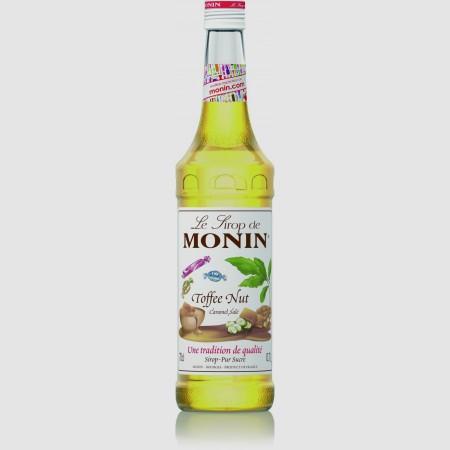 Monin ไซรัป กลิ่น Toffee Nut Syrup (700 ml.)