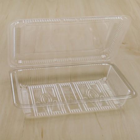 กล่องเบเกอรี่ใส TP-5H (100ชิ้น/แพค)