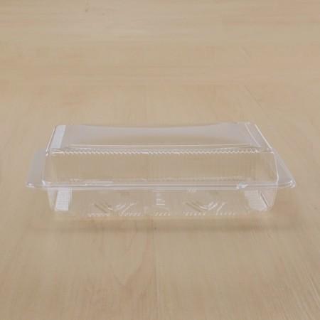 กล่องเบเกอรี่ใส TP-6H (100ชิ้น/แพค)