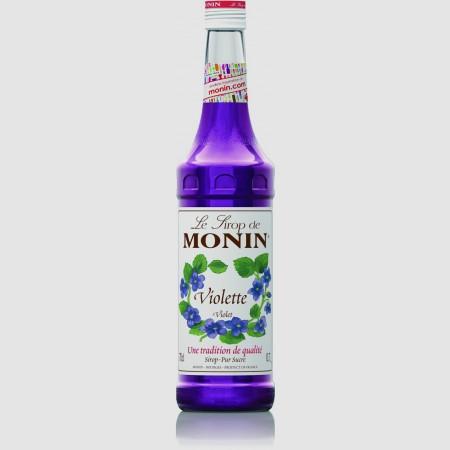 Monin ไซรัป กลิ่น Violet Syrup (700 ml.)