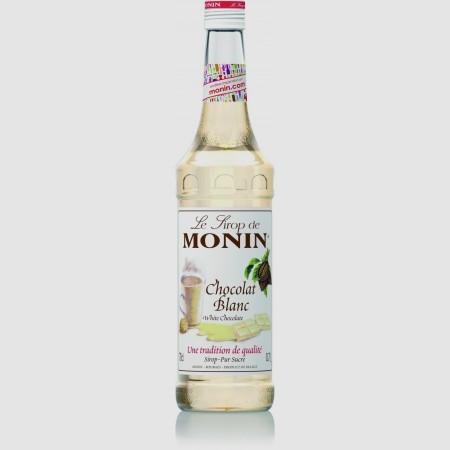 Monin ไซรัป กลิ่น White Chocolate Syrup (700 ml.)