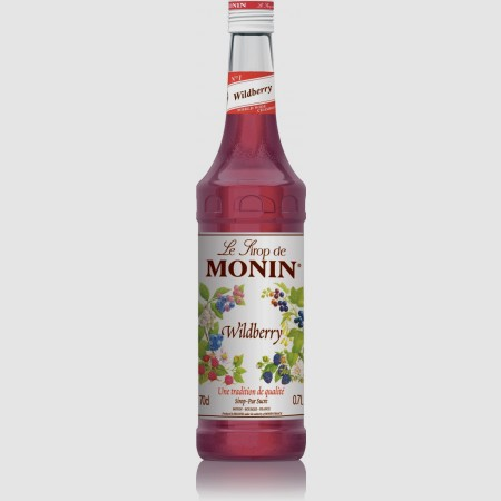 Monin ไซรัป กลิ่น Wildberry Syrup (700 ml.)