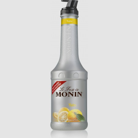 Monin Yuzu  Fruit Mix (1L.)